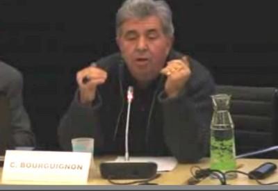 Claude Bourguignon - Conférence - Vignette