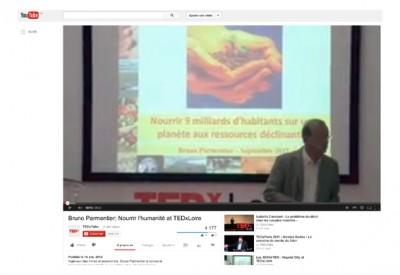 Conférence de Bruno Parmentier - Vignette