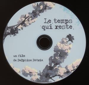Delphine Détrie - Le temps qui reste (CD) - Vignette