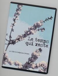 Delphine Détrie - Le temps qui reste (recto pochette) - Vignette