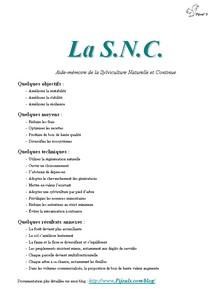 La S.N.C. - Vignette