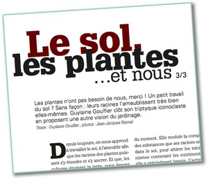 Les Quatre Saisons du Jardinage Bio - Le Sol 3 - Vignette