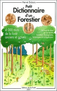 Petit Dictionnaire d'un Forestier - Vignette