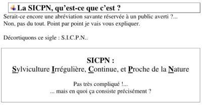 Présentation de la S.I.C.P.N. par Éric Castex - Vignette