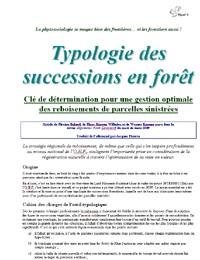 Typologie des successions - Vignette