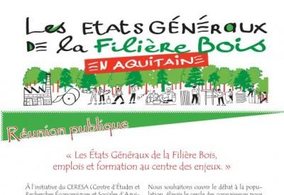 C.E.R.E.S.A. - États Généraux de la filière-bois - Vignette