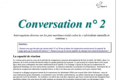 Conversation n° 2 - Vignette 2