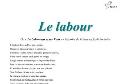 Le labour - Vignette 2