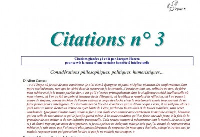 Citations n° 3 - Vignette 2