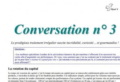 Conversation n° 3 - Vignette 2