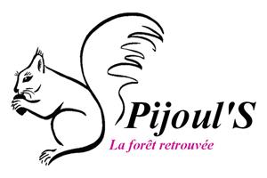 Pijoul'S - La forêt retrouvée (noir et rose) - 300