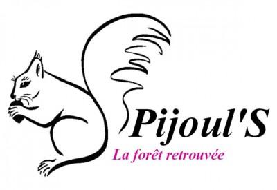 Pijoul'S - La forêt retrouvée (noir et rose) - 600
