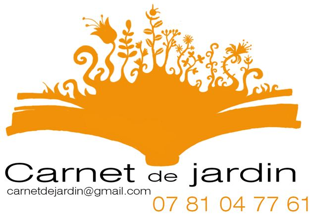 Carnet de jardin - Vignette