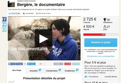 Bergère - Le documentaire - Vignette