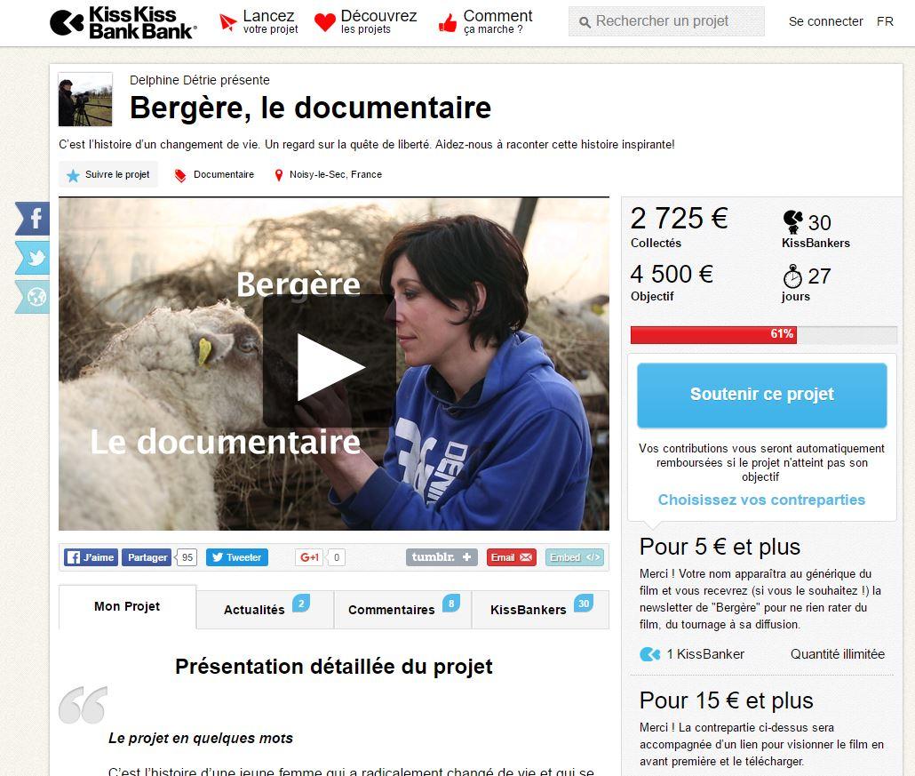 Bergère - Le documentaire - Vignette