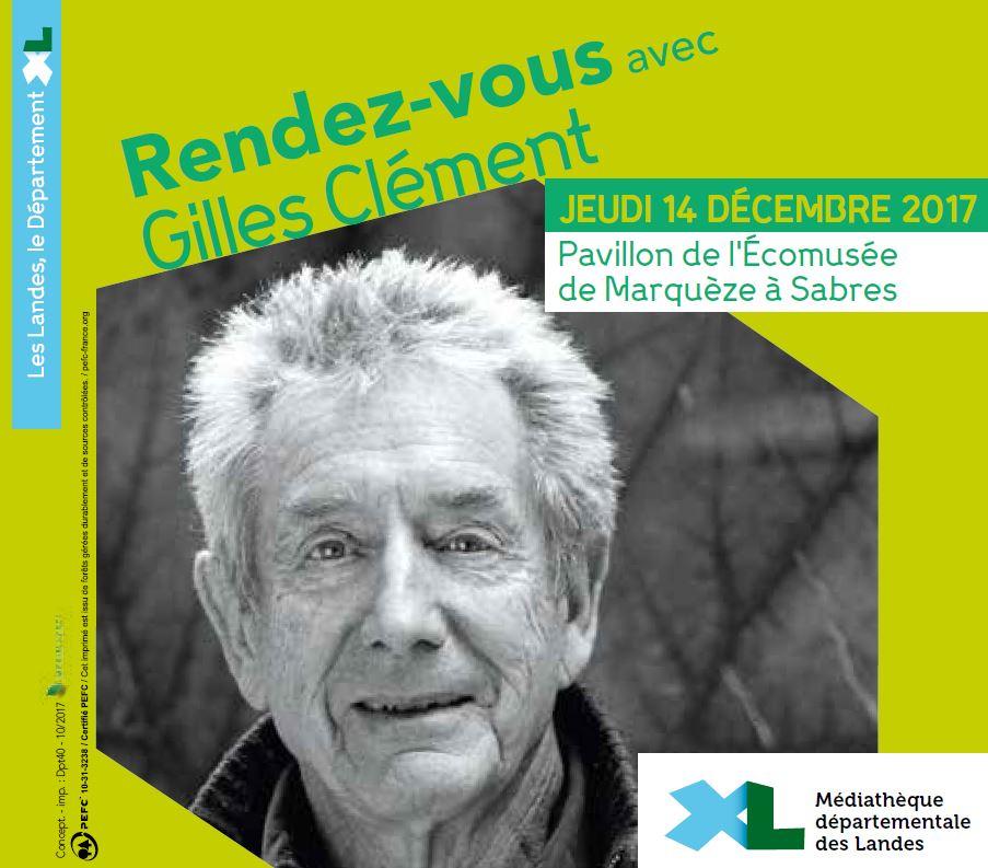 Rendez-vous avec Gilles CLÉMENT - Vignette