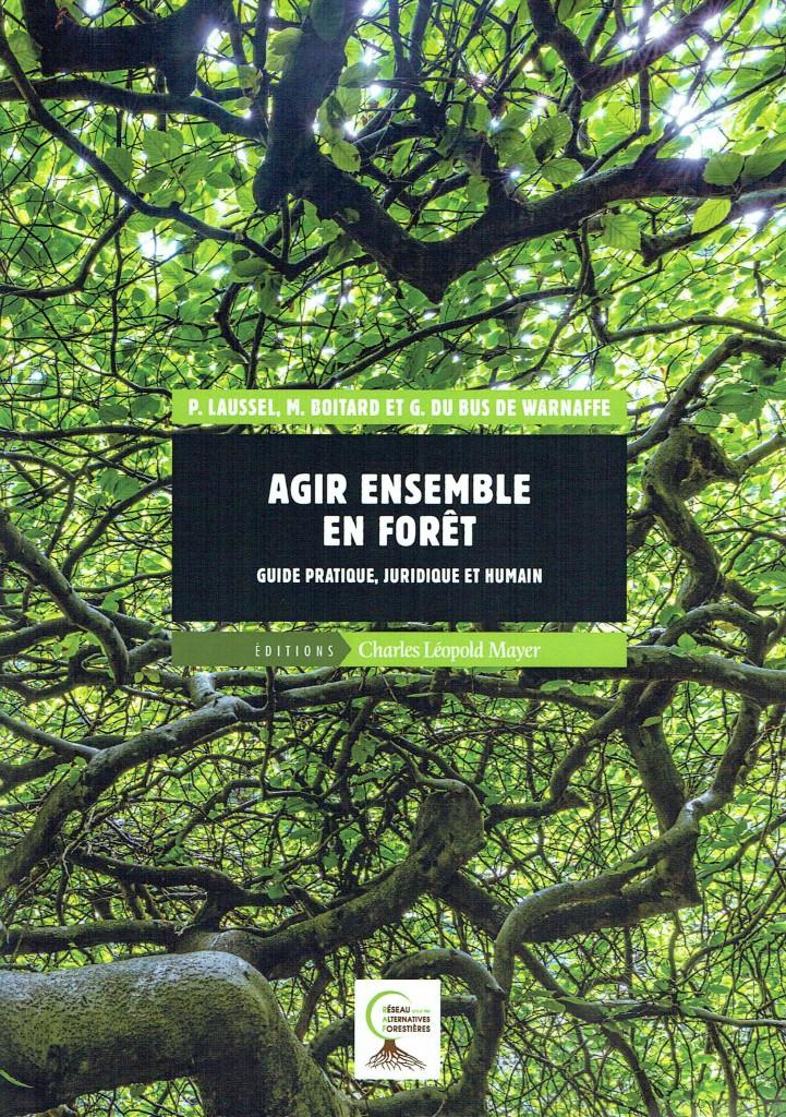 Agir ensemble en forêt - Couverture - Vignette