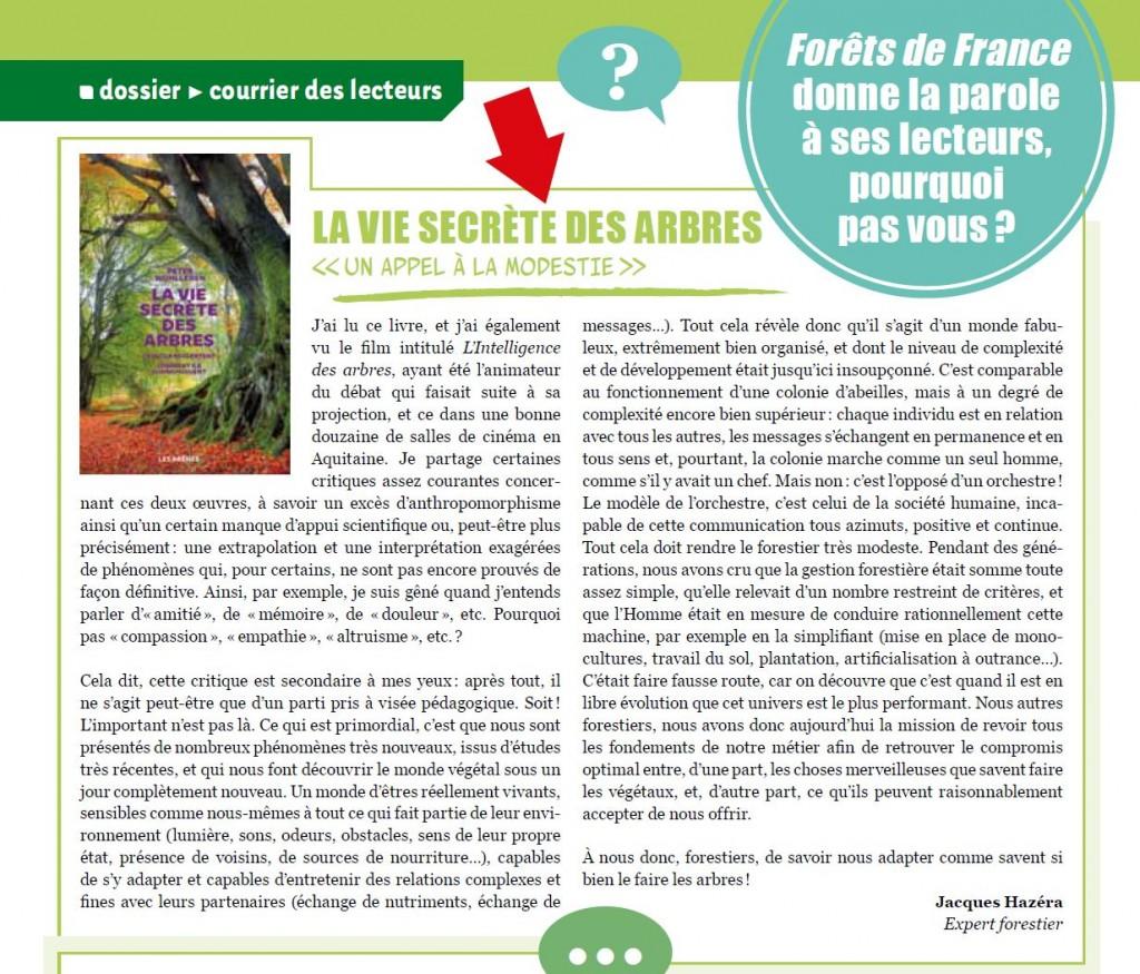 Forêts de France - La vie secrète des arbres - Vignette 2