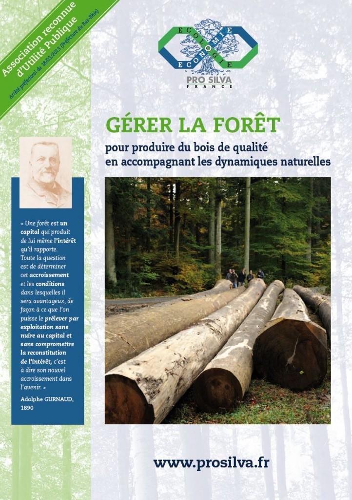 Pro Silva - Gérer la forêt - Vignette